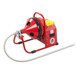 "GO 15A - 1/4"" X 50' Sink Cleaning Machine"