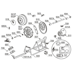 GO 50 Replacement Parts